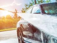 Come pulire auto coronavirus