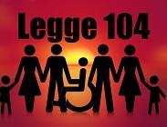 Permessi legge 104 da dividere