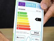 Consumi energetici ufficiali non veritieri