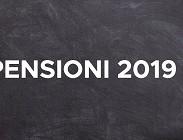 pensione anticipata, pensioni, quota 100, 2019