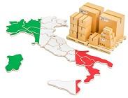 Spedire pacchi in Italia