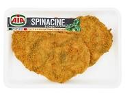 Cotolette spinacine ritirate