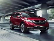 Honda CR-V 2019: prezzi listino