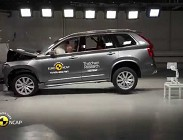 Crash test Euroncap