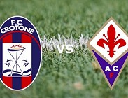 Crotone Fiorentina in streaming