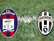 streaming Crotone Juventus