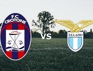 Crotone Lazio in streaming