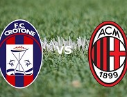 streaming Crotone Milan