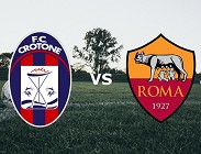 Crotone Roma siti web e link streaming