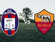 streaming Crotone Roma