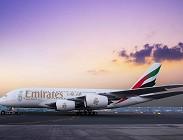 Airbus A380, viaggio, comfort, silenzio, record