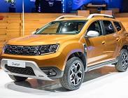 Dacia Sandero, nuovo modello 2019