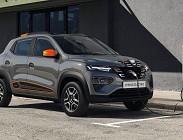 Dacia Spring, commenti sul suv elettrico