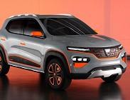 Dacia Spring elettrica, prezzi e incentivi