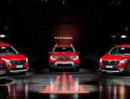 Nuovi motori per Dacia Duster