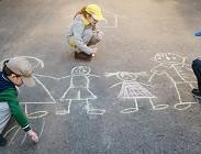 Italia come la Spagna sui bambini