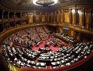 decreto pensioni oggi martedi senato