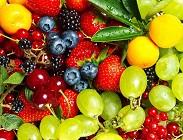Frutta, verdura, salute, dieta