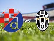 Dinamo Zagabria Juventus streaming gratis live siti web, link. Dove vedere