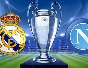 Real Madrid Napoli streaming