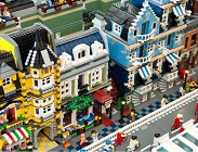 Elon Musk, lego giganti