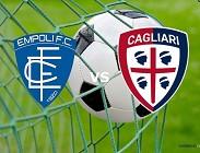 Empoli-Cagliari streaming