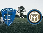 Empoli Inter streaming gratis live diretta. Dove vedere live gratis streaming diretta