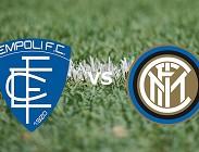 Inter Empoli streaming gratis ldiretta live. Vedere su siti streaming, link