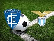 Empoli Lazio streaming