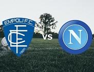 streaming Empoli Napoli