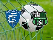 Empoli Sassuolo streaming