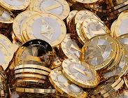 Ethereum, Bitcoin, criptovaluta
