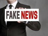 Fake news, social, alimentazione