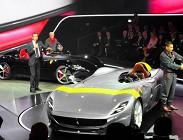 Ferrari, nuove serie speciali, modelli unici