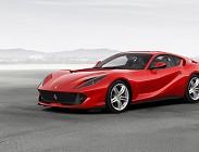 Ferrari nuovo processo verniciatura