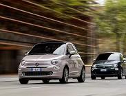 Nuova Fiat 500 2020