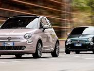 Fiat 500 rischio sbandamento