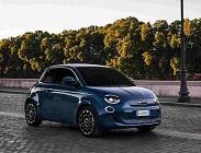 Fiat 500 elettrica La Prima