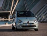Versioni e prezzi Fiat 500