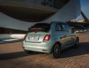 Fiat 500 ibrida 2020: commenti