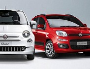 Fiat 500X e Fiat 500L
