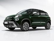 Fiat 500L 2019: prezzi listino