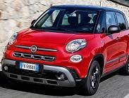 Difetti Fiat 500L 2019-2020