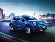 Fiat 500X 2021, modelli e dotazioni