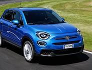 Laggiornamento migliora Fiat 500X 2019