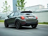 Motori e prestazioni Fiat 500X Cross