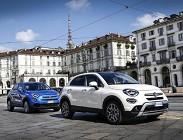 Fiat 500X 2019: prezzi listino
