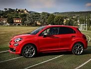 Prova su strada Fiat 500X Sport