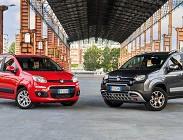 Fiat Panda 2019, tanti modelli
