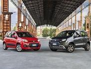 Fiat Panda 2020 ibrida